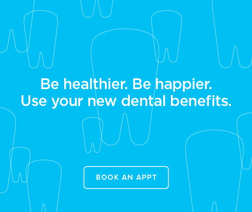 Be Heathier, Be Happier. Use your new dental benefits. - Bellevue Modern Dentistry